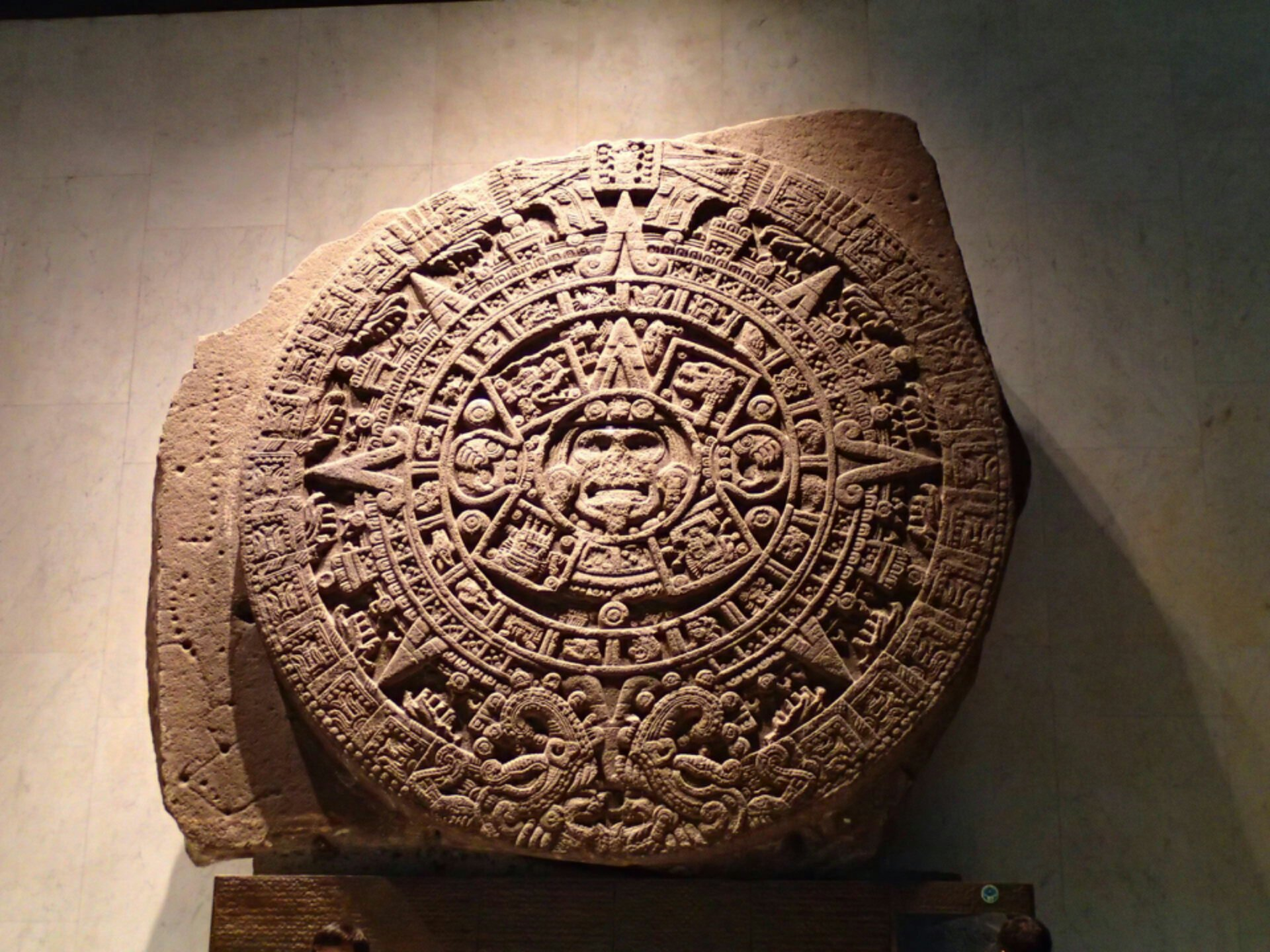 aztec calendar stone Unlock the secrets of the aztec calendar stonewhy and when was it carved what was its purpose how was it rediscovered find out about the aztec calendar stone here.